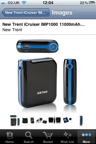My Ipad2 Essentials 1 New Trent Icruiser Imp1000