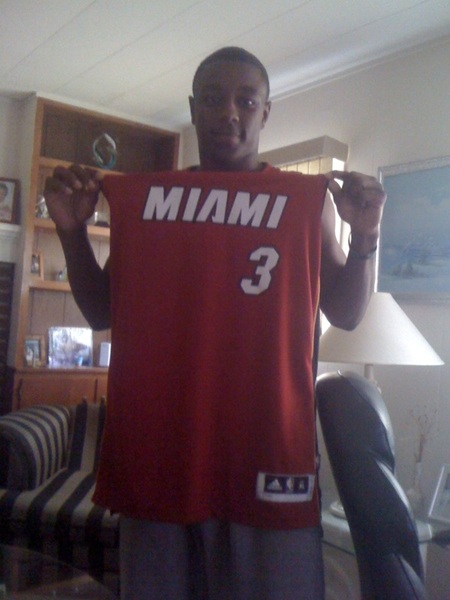 I got my  #HeatNation SWAGGER on
