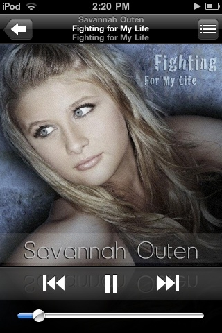 #nowplaying #ffml - @therealsavannah RETWEET! 