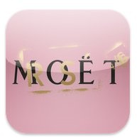 app-etiser | Tag Your Love by Moet & Chandon Rose  Imperial | love + bubbles! http://bit.ly/KFe8Fl