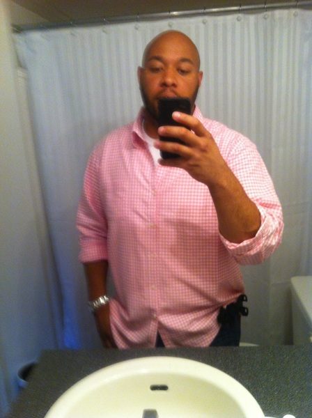 Rockin Pink on this nice Sunday afternoon