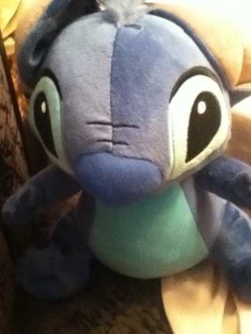 The stitch I bought Shane :)
