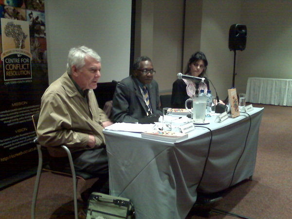 #ctbf Chris Saunders, Gilbert Khadiagala, Dawn Nagar: discussing Region-Building In Southern Africa - @WitsPress