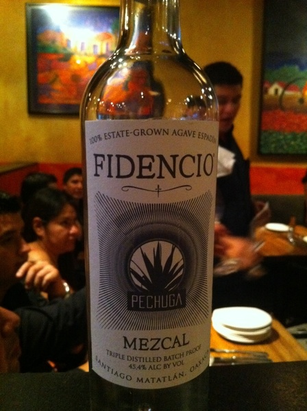 Fidencio Pechuga Mezcal is abt the best thing ive evr had pleasure of imbibing. Rich, gorgeous fruit,hint of smoke