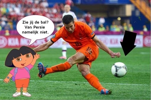 Dora over het EK voetbal 