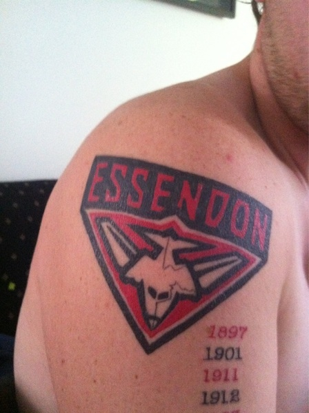 @Essendon_FC @samwhitelaw77 @woodstar75 @EssendonBomber #WEARE     #godons