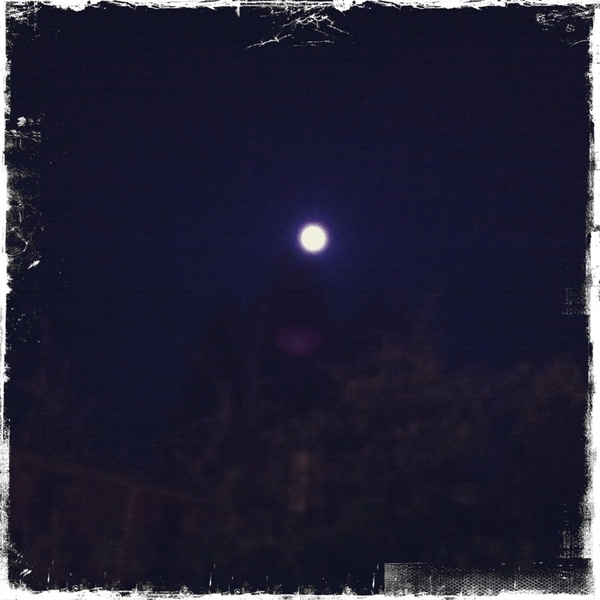 Goodnight #supermoon!!!