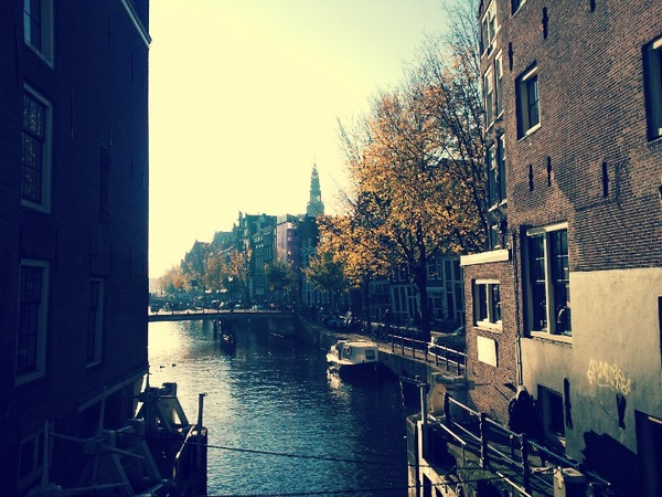 herfstgracht amsterdam