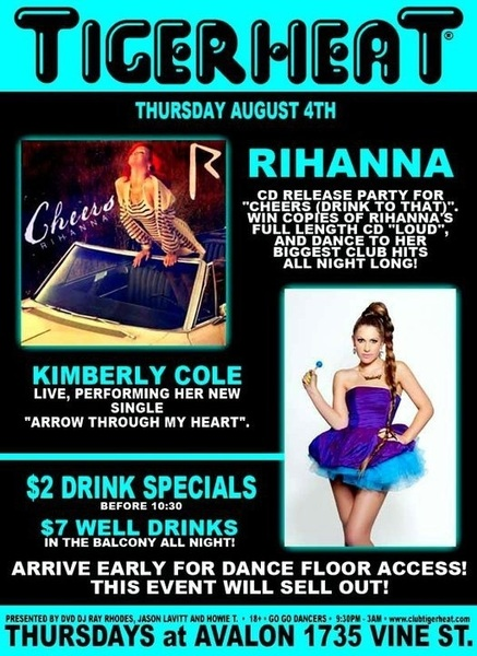 Yes!! RT @TaylorJJames Who's coming to Tiger Heat tonight!?? I'm performing with my girl @KimberlyCole1 come thru!