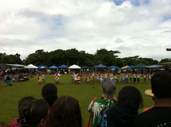 Celebrating May Day! #Aloha #Keaukaha #Hawaii #in