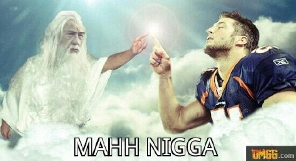 I'm Ready...Its Tebow Time!!!