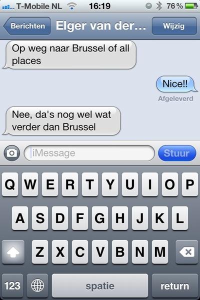 @elger Bijdehandje! ;-)