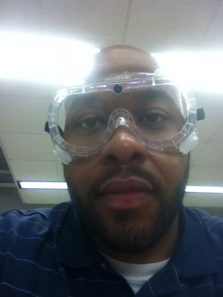 Science Lab time