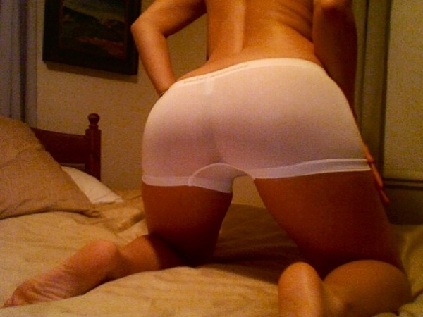 My tight ass in white under armour shorts #DailyHalie RT for another #AssWednesday pic ;)