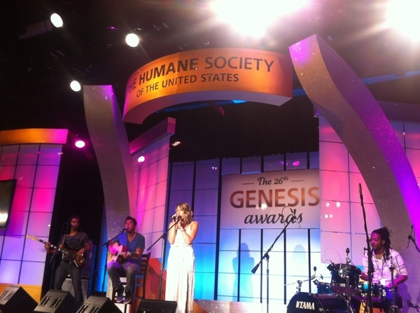 :) #GenesisAwards