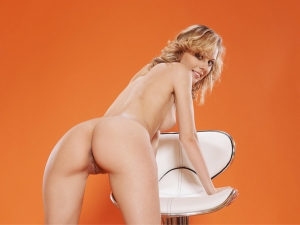Orena #blonde cutie studio #ass n #pussy pose
