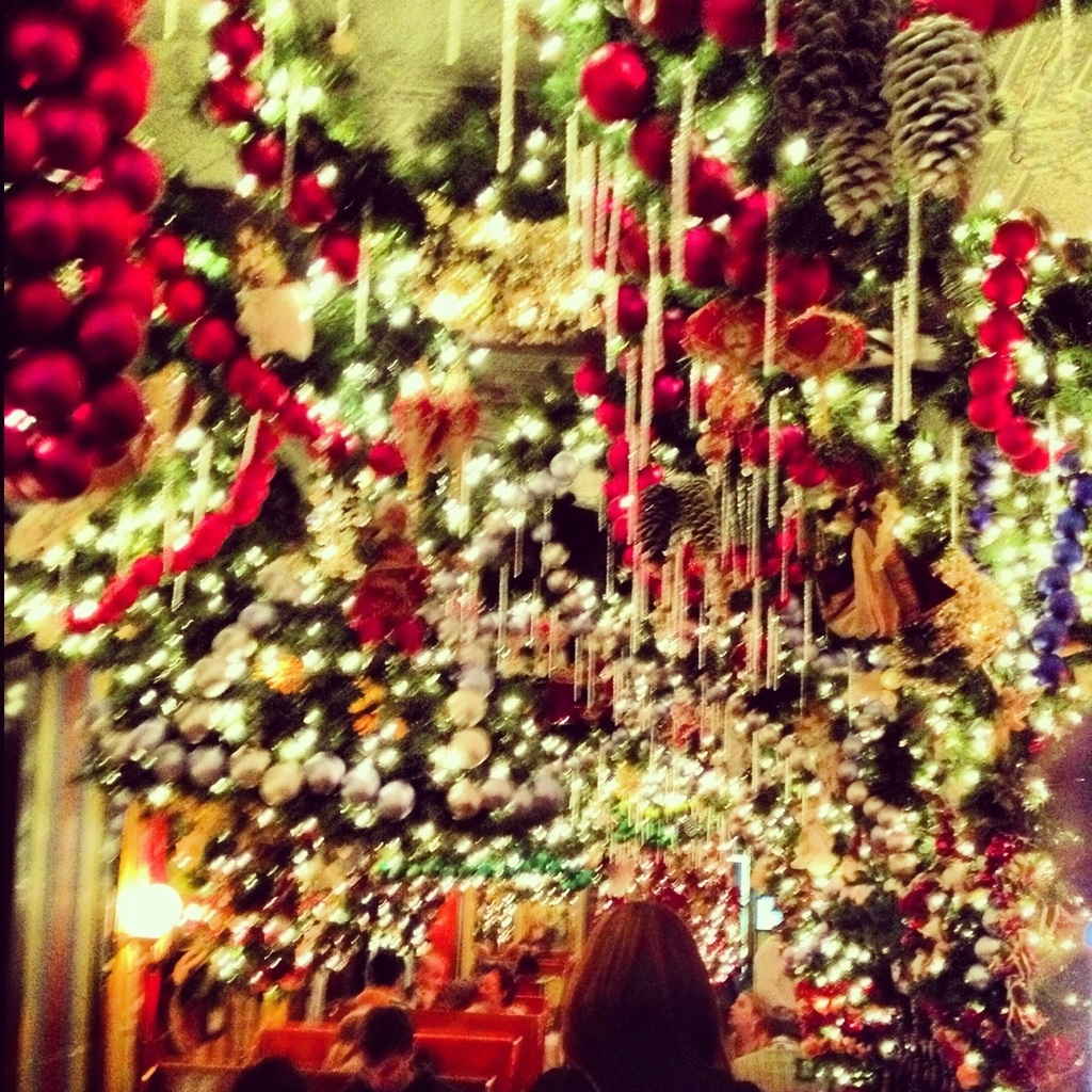 Christmas Threw Up In Rolf 39 S German Restaurant Overload