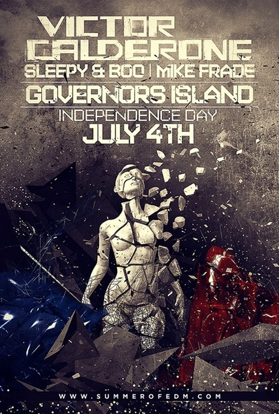 Hey All, Join us tomorrow at Governors Island. Let's do it BIG!! ♫♬♫♬♫♬♫♬♫♬♫♬♫