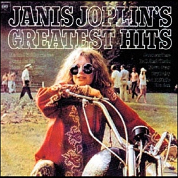 #Np Cry Baby&#039; - Janis Joplin  