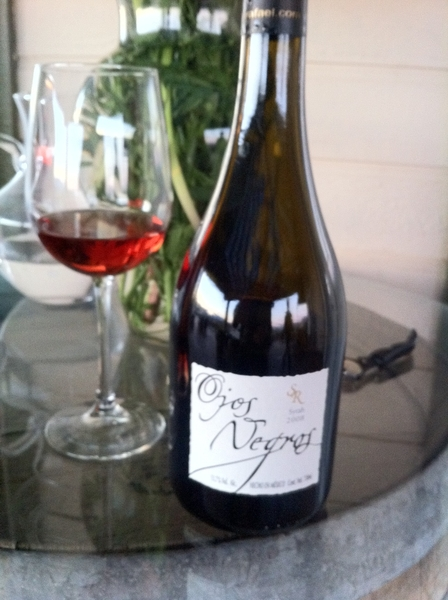 San Rafael Winery: Ojos Negros Syrah is one of the silkiest, most gorgeous wines I've tasted recently
