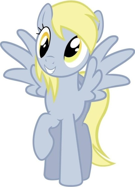 @PlayboyBPAC It worked! Derpy is now free &amp; happy to be!