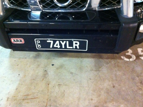 I found Taylor's number (license) plate today hehe  V