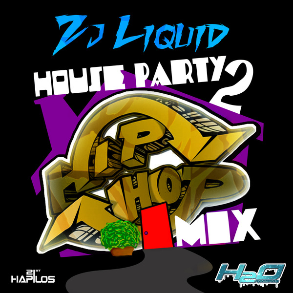 DJ LIQUID PRESENTS HOUSE PARTY 2 - HIP HOP MIXTAPE [ RAW VERSION ] http://t.co/KwHrpstW @zjliquid