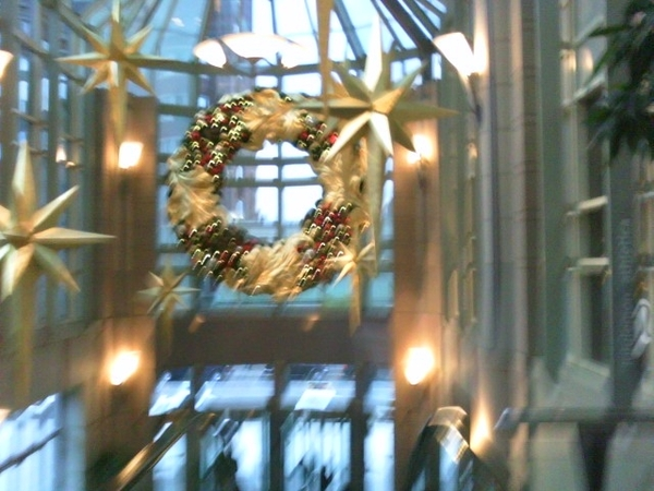 #xmas decor #pru #boston