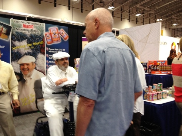 The legendary paul prudhomme #sffs12
