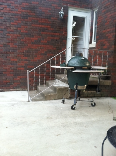 @MikeStumpe All the way nice. #biggreenegg