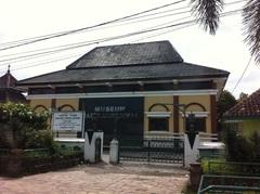 Musium Masjid Agung Demak.
