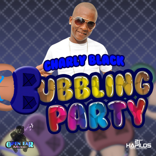 CHARLIE BLACK - BUBBLING PARTY - #ITUNES 3/26/12 @davy_openear