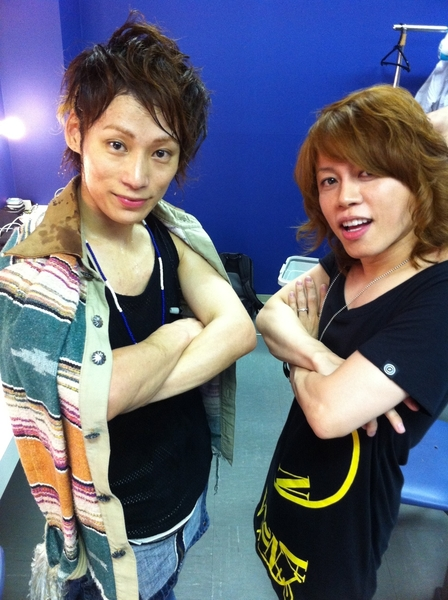 TAKUYA∞と西川