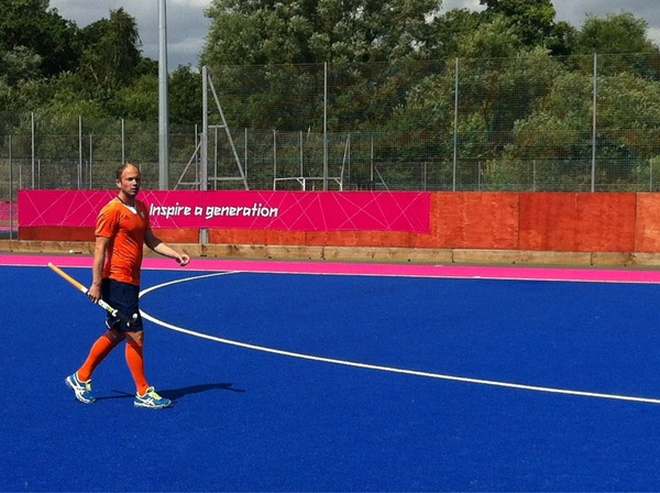 Playing his 449th cap for The Netherlands, Teun de Nooijer inspires generations 5x olympian 2 gold 1 silver #GoTeamNL