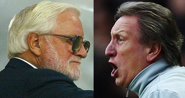 Breaking news : neil warnock tell ken bates he wants derry #bringiton #lufc