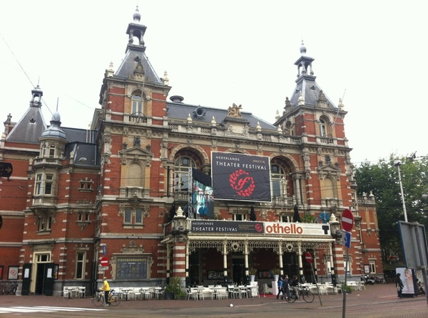 Stadsschouwburg Amsterdam. Always a pleasure.