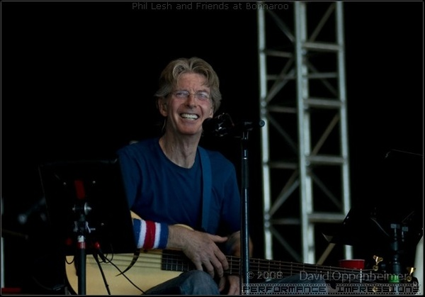 Phil Lesh and Friends Accoustic Set at Bonnaroo