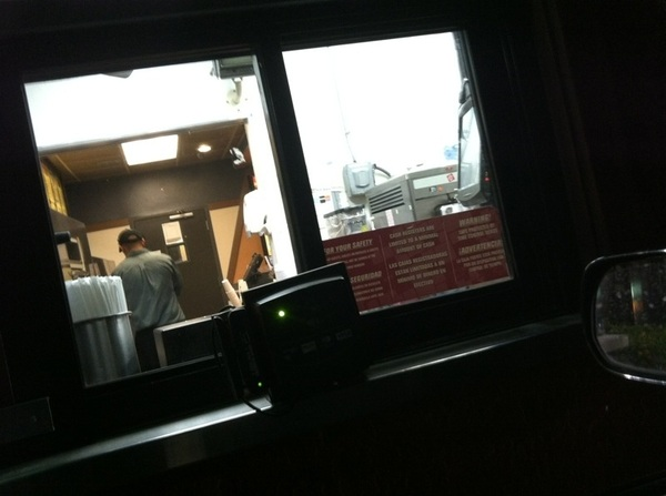 Gettin a breakfest jack @ jackinthebox /via @IroncladGabriel