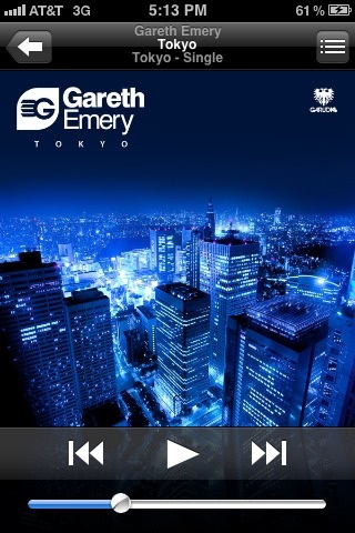 And this is why @garethemery is one of my top 5 DJ/producers for me! He never fails to amaze me!! 