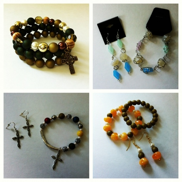 Head over to http://etsy.com/shop/sochicbizarre over 45 new handcrafted items posted! Something for everyone. #share #shop #support 