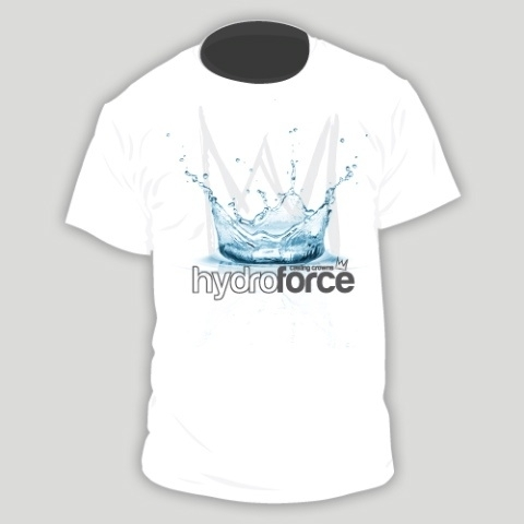 Here&#039;s our first HydroForce Tshirt! Order yours online @ www.castingcrowns.com