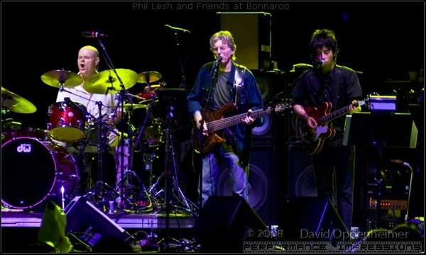 Phil Lesh and Friends at Bonnaroo