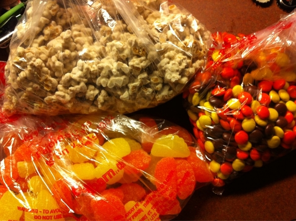Mmm candy. $15 buys happiness at The Bulk Barn :)