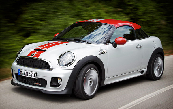 #Foto | Mini Cooper Coupe 2012 | #Cars