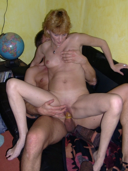 Couple Casting Amateur French