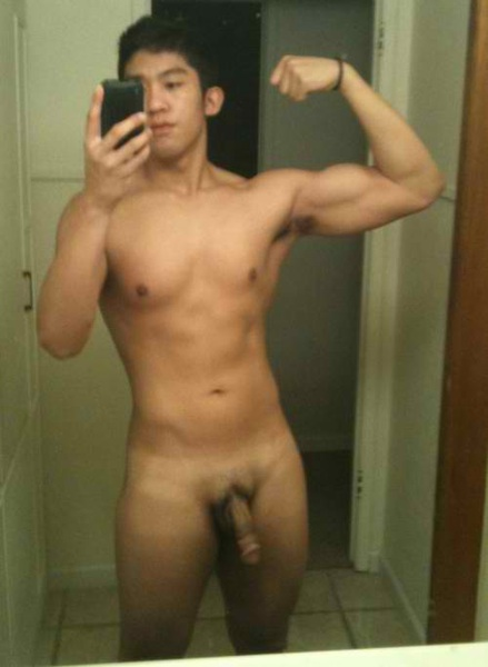 let's go nudie! #asian #sexy #gay #gaypict #gpict #nude #naked #cock #dick