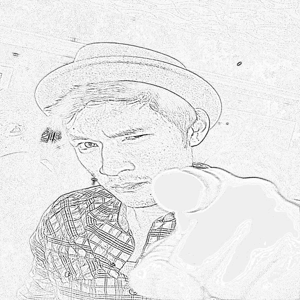 @iharryshum did I draw this or an app?