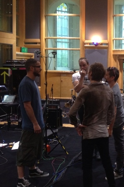 Muse are back. Tonight on BBC Radio 1. 'Survival' at 7:30pm UK. Then, the worlds first interview with the band until 8.