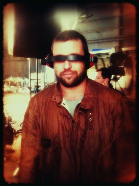 Geordi LaBloom. Good look! #fb Location: http://j.mp/9A