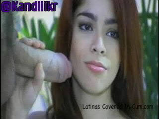 Latinas Cream Covered Part2 Cummin Soon!!Kandilikr